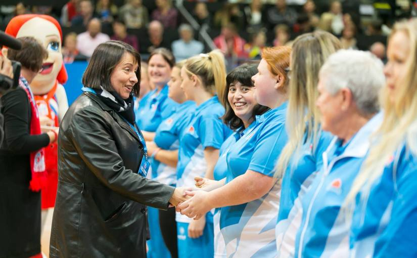 Nalyn to Represent NSW in Marie Little OAM Shield