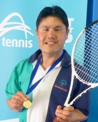 2016 Tennis Gold
